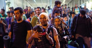 فراغ قانوني في أزمة اللاجئين السوريين