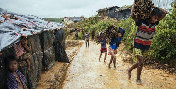 ميانمار/ بنغلاديش: طحن الأمل وانتظار المجهول