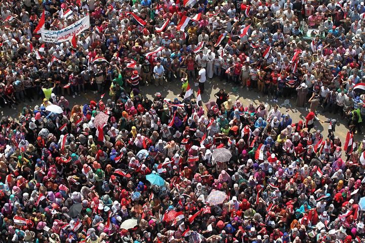 نساء مصر: أينما يكن يدركهن التحرش