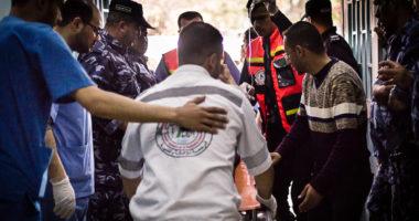 غزة عندما يسير الموت و الحياة في خطين متوازيين