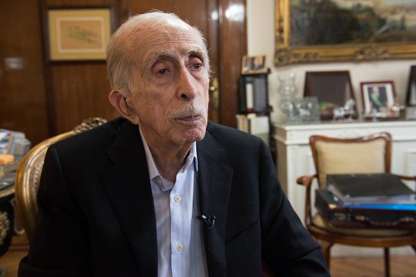 المستشار محمد أمين المهدي: رجل قانون استثنائي