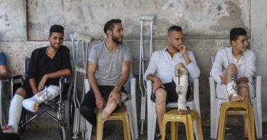 غزة.. رحلة شفاء الجرحى محفوفة بالمخاطر