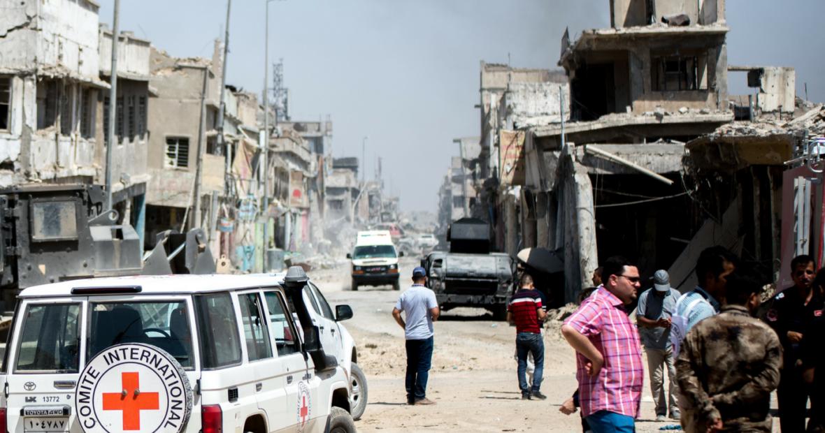 تقرير عن العالم العربي وتطبيق القانون الدولي الإنساني…الصورة ليست قاتمة إلى هذا الحد