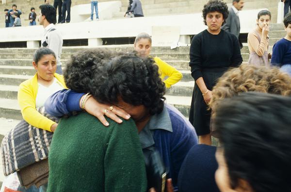 أرشيف اللجنة الدولية (1947 إلى 1975): العمل الإنساني في قلب صراعات الشرق الأوسط