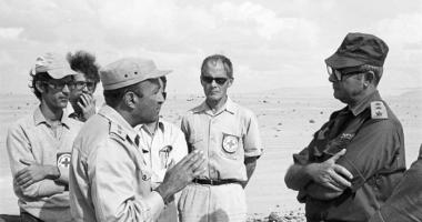 أرشيف الصور دليلًا: الإنسانية حاضرة في حرب تشرين/ أكتوبر 1973