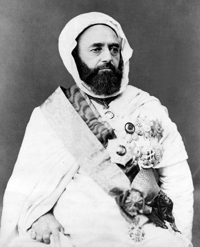 الأمير عبد القادر والقانون الدولي الإنساني