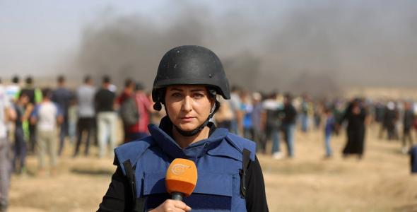 العمل الصحافي في غزة…بطاقة سفر في اتجاه واحد