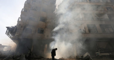«النزاع في سورية»…محورًا للعدد الجديد من المجلة الدولية للصليب الأحمر