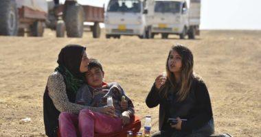 قصص مروعة…رائحة الدم والتراب في مخيم الهول