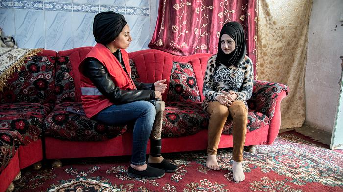 في الموصل: زينب تقابل زينب