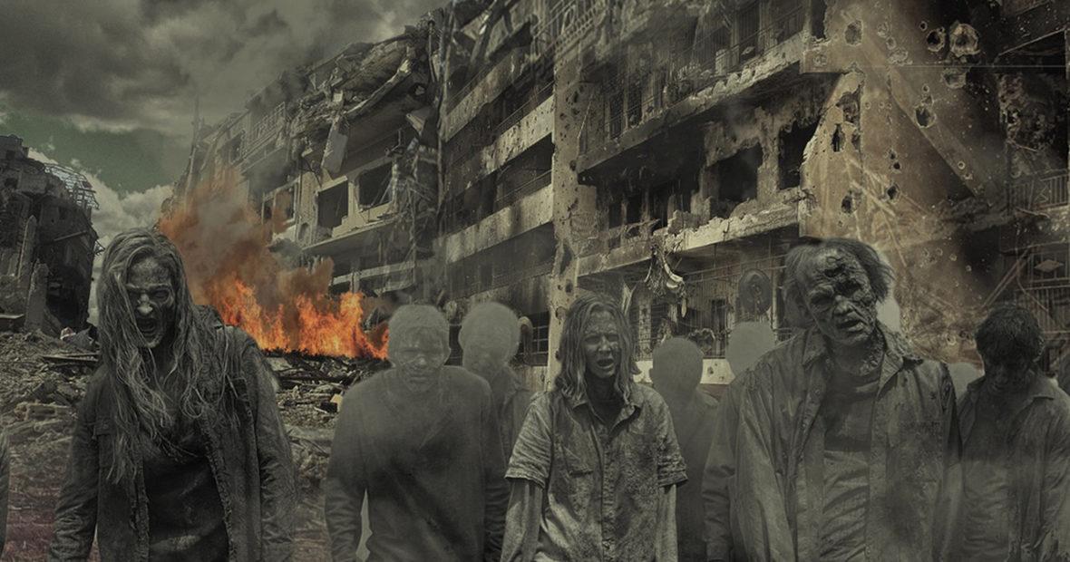 السحر الأسود والزومبي والتنانين: قصة القانون الدولي الإنساني في القرن الحادي والعشرين