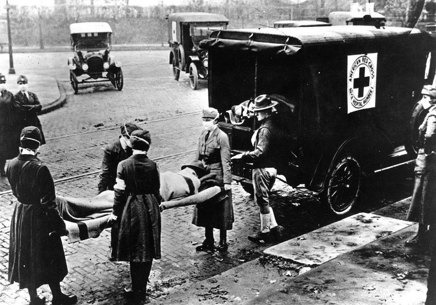 من الإنفلونزا الإسبانية إلى كوفيد-19: دروس من جائحة 1918 والحرب العالمية الأولى