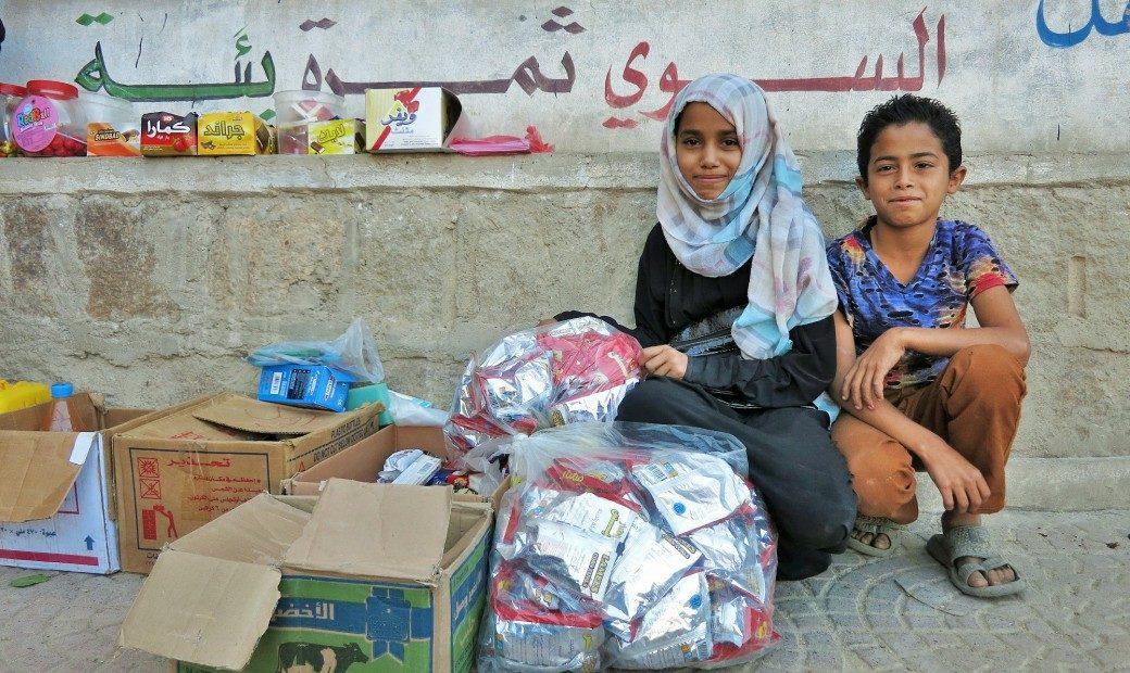 أن نرى طفولتنا في عيون الأطفال ضحايا الحرب-عدد جديد من المجلة الدولية للصليب الأحمر