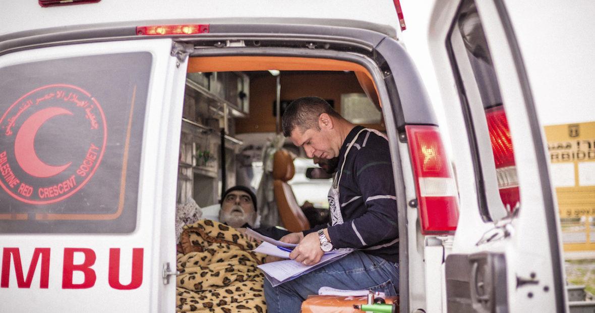 التصدي للعنف ضد الرعاية الصحية.. حالة نجاح من مخيم نهر البارد في لبنان