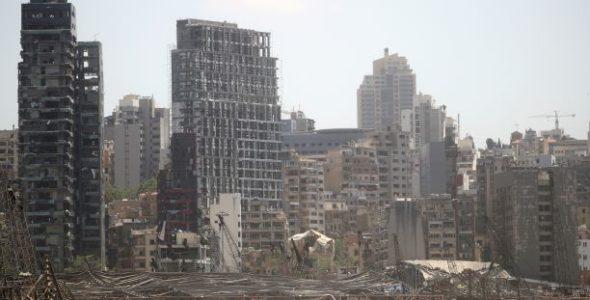 هي بيروت…