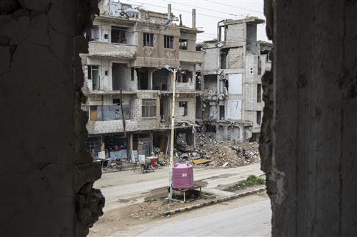 بعد عشر سنوات على بدء الصراع في سوريا.. ينتهي فصلٌ من الحزن، ويبدأ فصلٌ آخر!