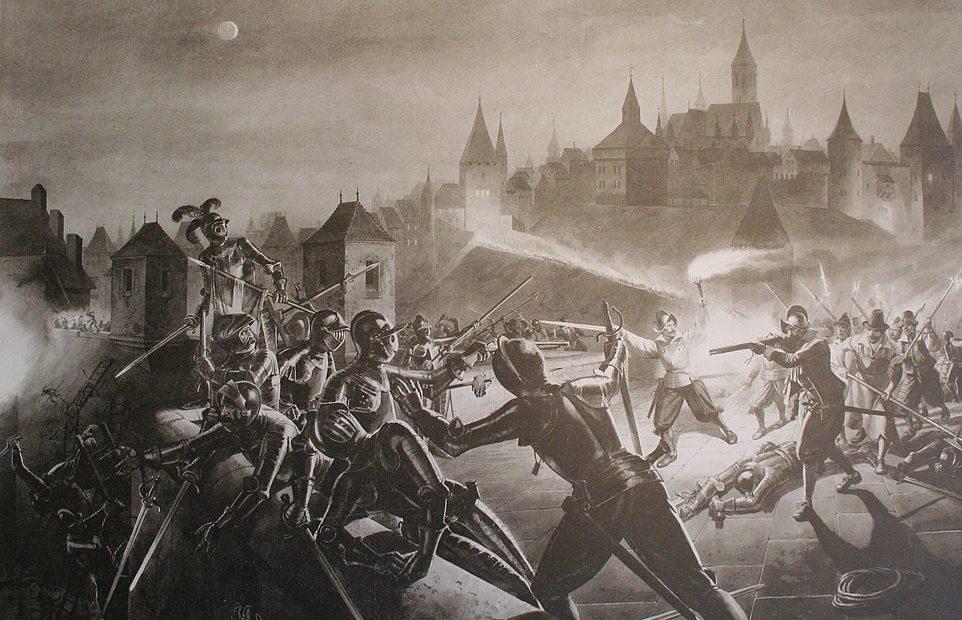قصة المدينة والحرب كما يسردها التاريخ
