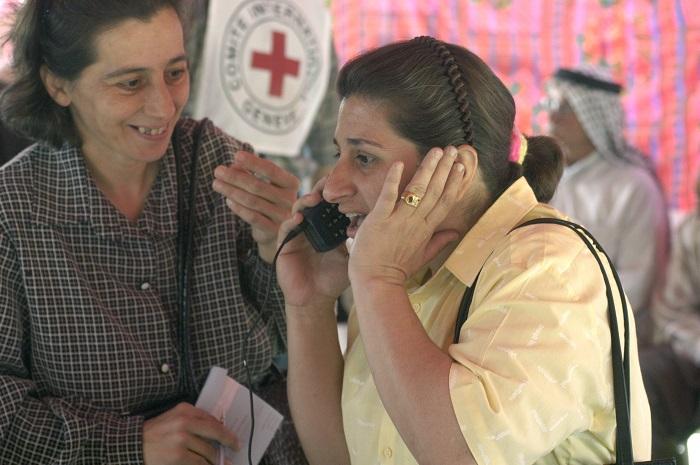 لم يتوقع أحد أن يطول بقاءنا إلى هذا الحد: اللجنة الدولية وأربعون عامًا في العراق