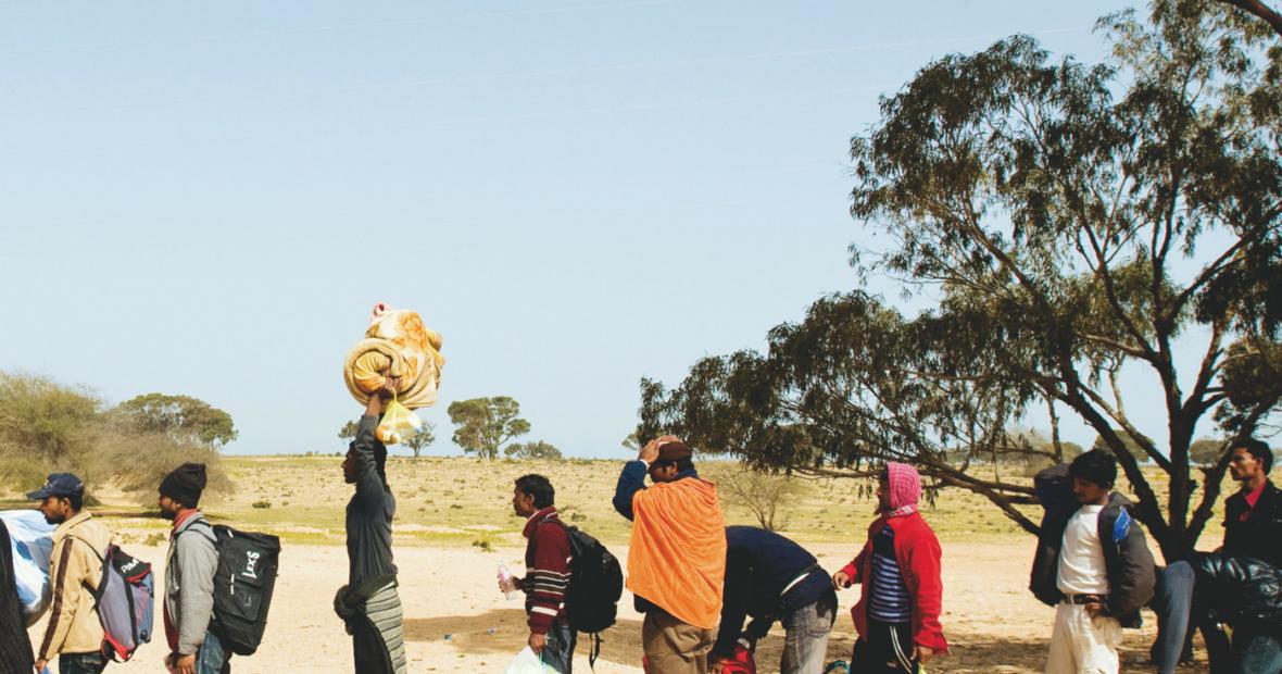 «تغير المناخ والنزاعات المسلحة» موضوعًا لمسابقة بحثية جديدة للجنة الدولية للصليب الأحمر