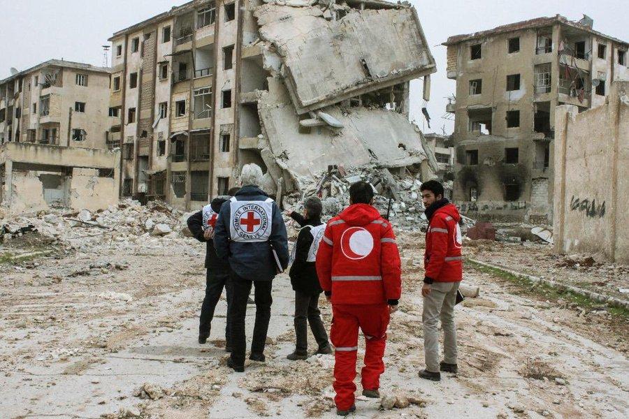 سورية: عشر سنوات ومشهد إنساني بالغ القتامة