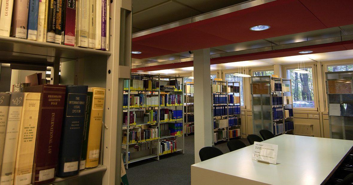 Bibliothèque du CICR