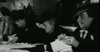 Les femmes au CICR à travers le prisme de sa production cinématographique (III) : l'Agence centrale de recherches