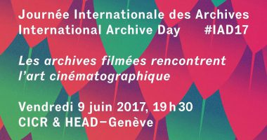 Journée internationale des Archives 2017