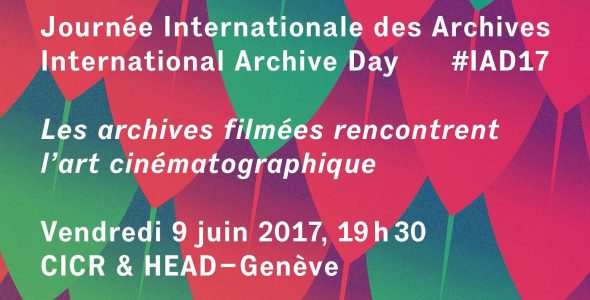 International Archives Day 2017 – SAVE THE DATE!