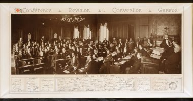 Diplomatic Conferences for the adoption of the Geneva Conventions and their Additional Protocols