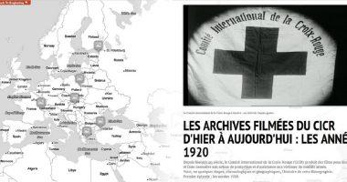 Les archives filmées du CICR d'hier à aujourd'hui : les années 1920