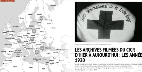 ICRC film archives from yesterday to nowadays : the 1920's
