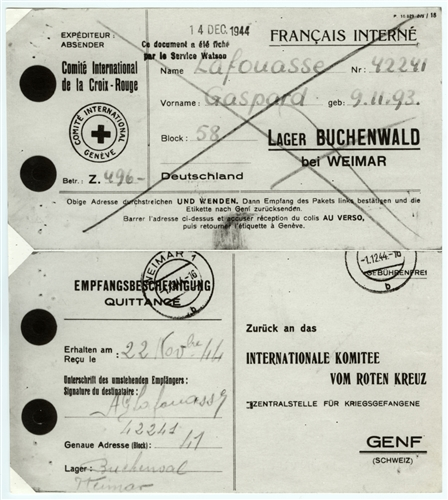 The ICRC during World War II - Cross-Files | ICRC Archives