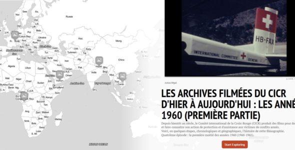 Les archives filmées du CICR d'hier à aujourd'hui : les années 1960 (1/2)