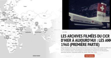 Les archives filmées du CICR d'hier à aujourd'hui : les années 1960 (première partie)
