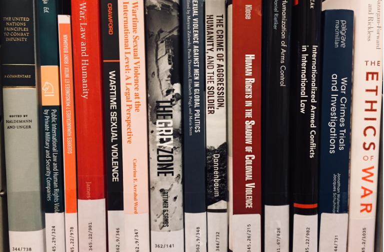 IHL Bibliography – 2nd Issue 2018