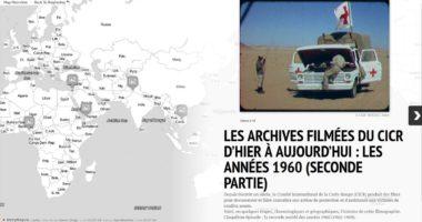 Les archives filmées du CICR d'hier à aujourd'hui : les années 1960 (seconde partie)