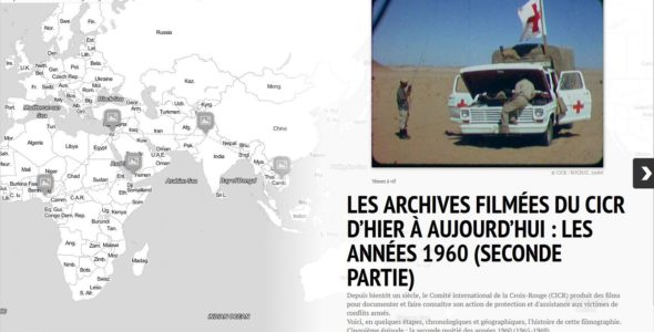 Les archives filmées du CICR d'hier à aujourd'hui : les années 1960 (2/2)