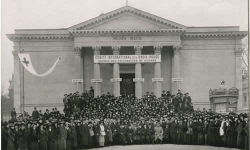The ICRC during World War I