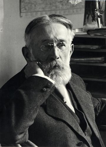 Portrait of Dr. Frédéric Ferrière (1848-1924)