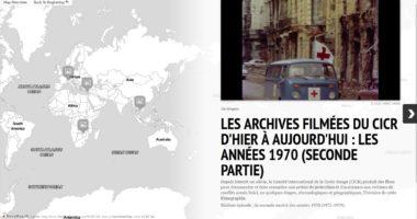 Les archives filmées du CICR d'hier à aujourd'hui : les années 1970 (seconde partie)