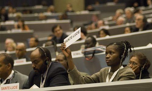 Prêt(e) pour la 33e Conférence internationale de la Croix-Rouge et du Croissant-Rouge ?