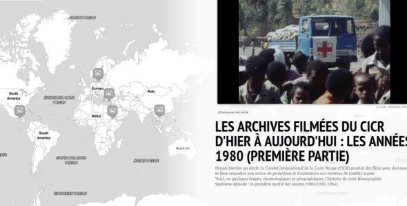 Les archives filmées du CICR d'hier à aujourd'hui : les années 1980 (première partie)