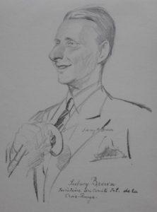Lazar Oscar, Conférence diplomatique, Genève, 1929 : portraits, 1929