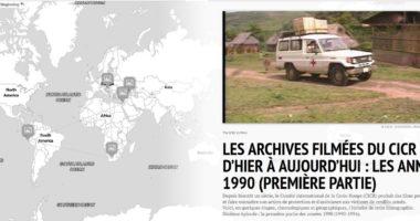 Les archives filmées du CICR d'hier à aujourd'hui : les années 1990 (première partie)