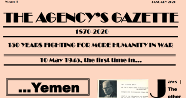 The Agency's Gazette