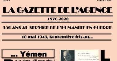 La Gazette de l'Agence