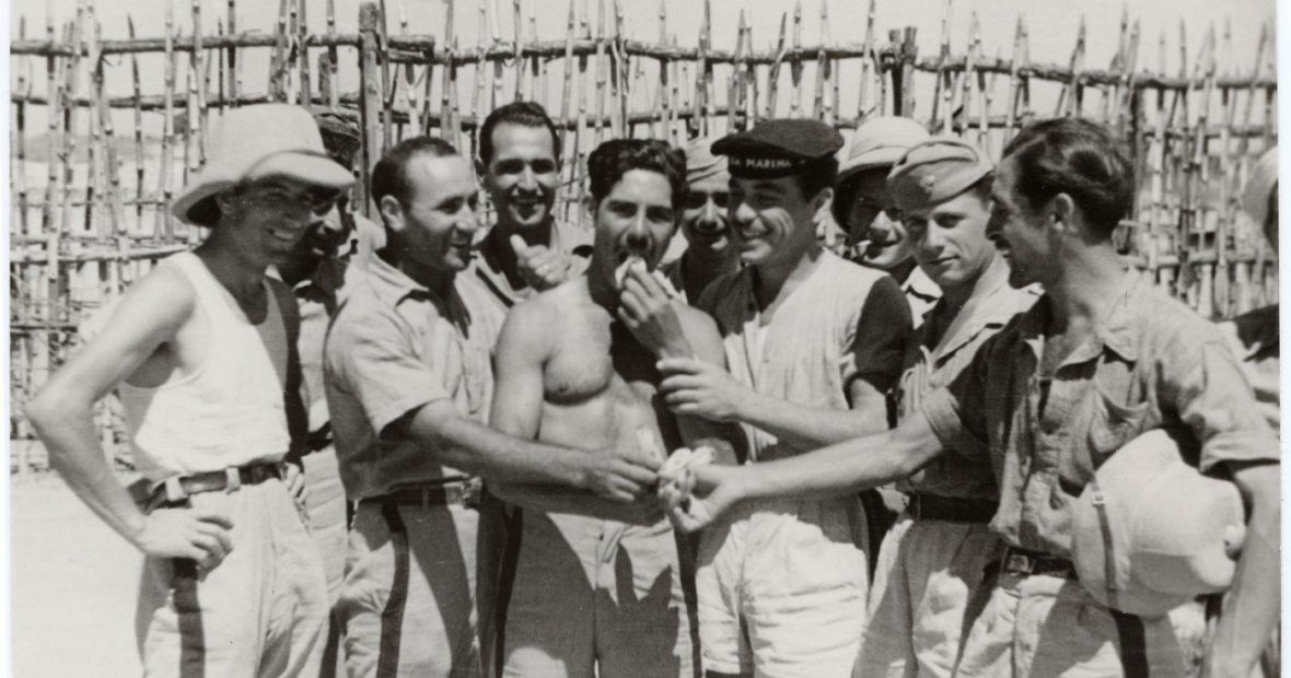 The long trip of an Italian prisoner of war