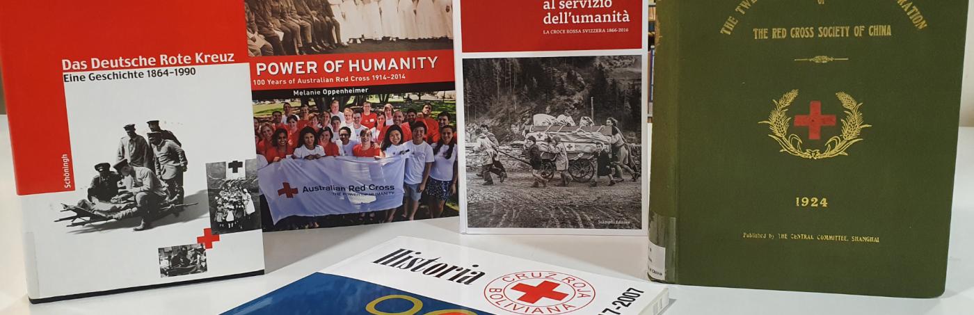 Quelques ouvrages commémoratifs disponibles à la bibliothèque