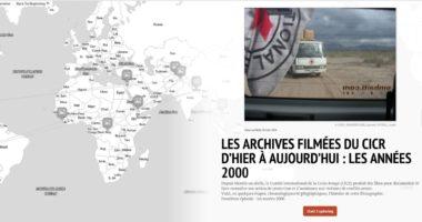 Les archives filmées du CICR d'hier à aujourd'hui : les années 2000