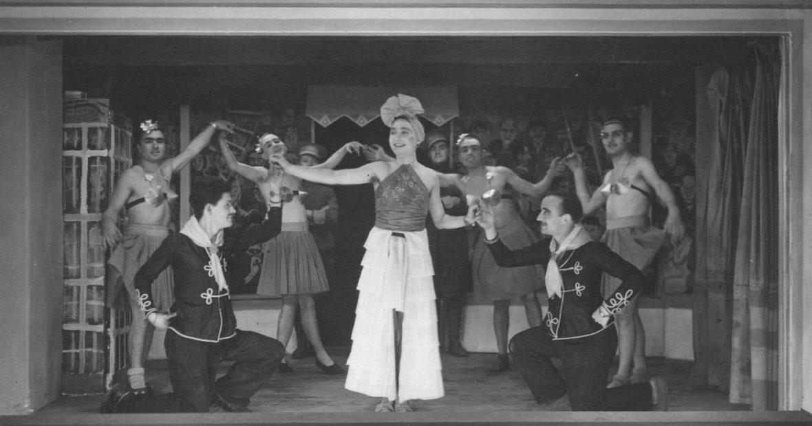Theatre in Third Reich prisoner of war camps